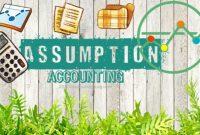 asumsi dasar akuntansi dan prinsip dasar