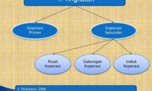 4 Tingkatan Koperasi Di Indonesia (Struktur Dan Usahanya)