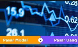 7 Perbedaan Pasar Uang dan Pasar Modal
