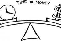 [Pengertian dan Contoh] Konsep Nilai Waktu Uang