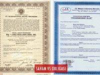 Perbedaan Saham dan Obligasi Secara Umum