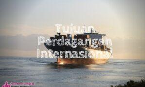 Tujuan Perdagangan Internasional