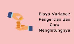 Biaya Variabel Pengertian dan Cara Menghitungnya
