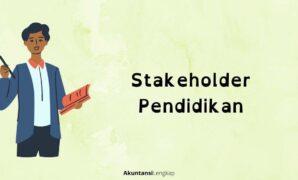 pengertian Stakeholder Pendidikan
